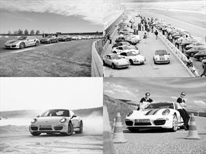 La historia de Porsche Sport Driving School