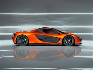 McLaren P1 Concept  se presenta en el Salón de París 2012