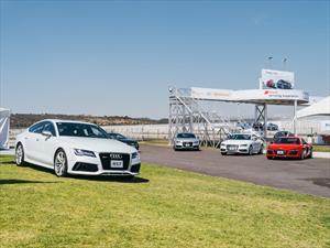 Audi Driving Experience 2014, manejamos los deportivos de la marca en pista