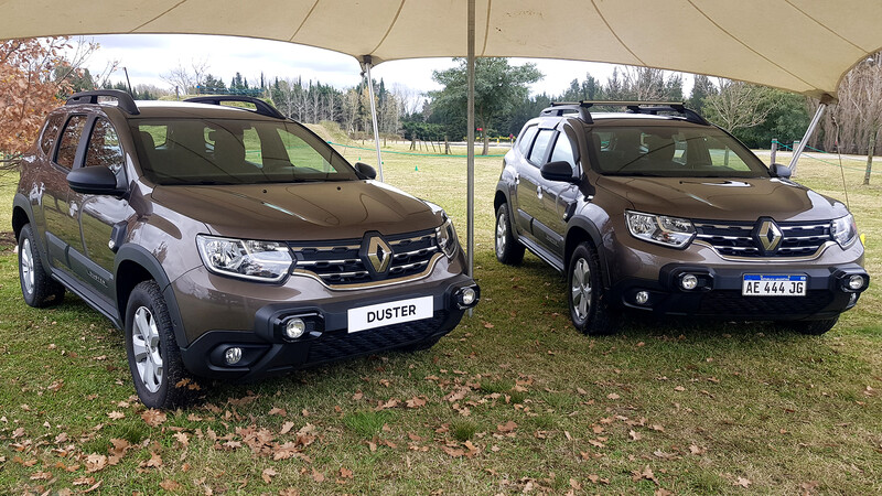 Renault Duster 2021 1.3 Turbo: Primer contacto de manejo