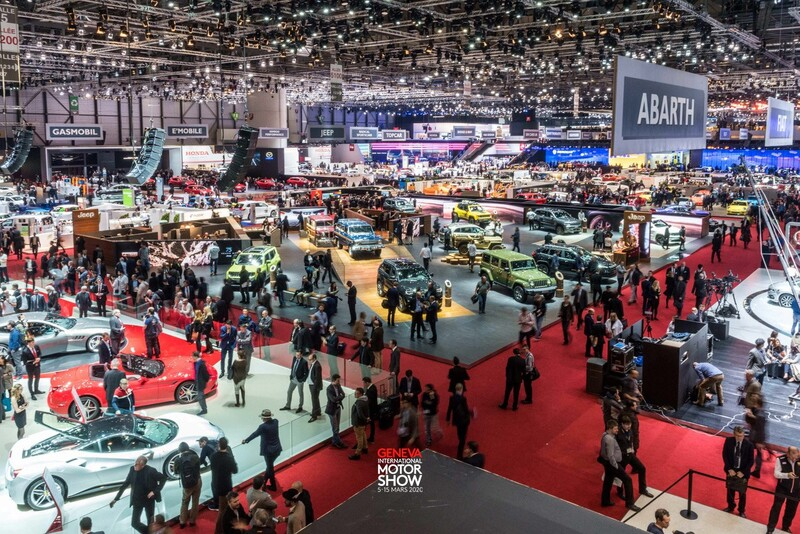 Auto Show de Ginebra se celebrará de nuevo en 2022