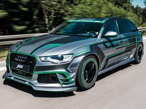 Audi RS6-E Hybrid Concept por ABT, el superfamiliar