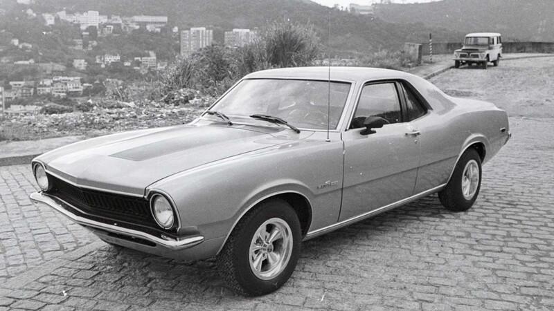 No, tus ojos no te engañan, la primera Ford Maverick pickup se construyó en 1978