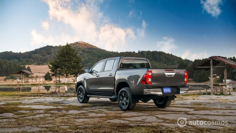 Las 10 pickups más vendidas en febrero 2021