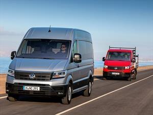Nuevo Crafter 2019 de Volkswagen Vehículos Comerciales con mil personalidades