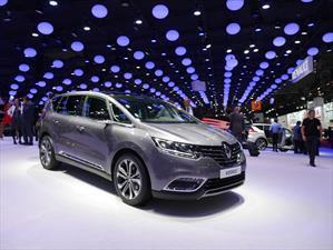 Nuevo Renault Espace, ya no quiere ser una minivan