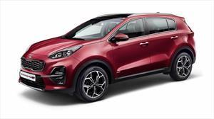 Llega el facelift del Sportage y Kia anuncia una versión micro-híbrida