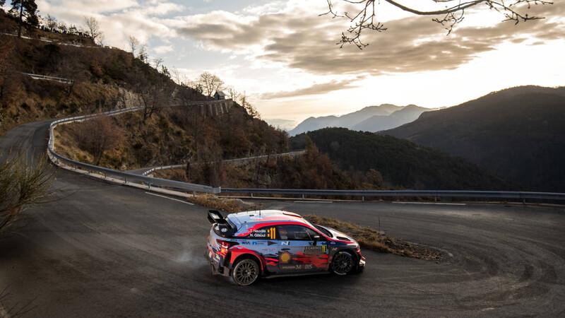 Todavía no comienza el WRC 2021 y ya hay importantes cambios
