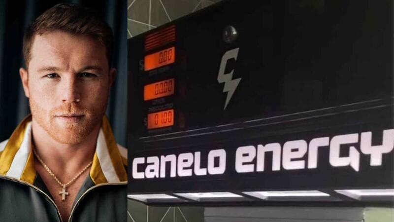 Canelo Energy, Saúl Álvarez presenta su cadena de gasolineras en México