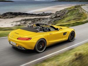 Mercedes-AMG GT S Roadster, 500 caballos a cielo abierto