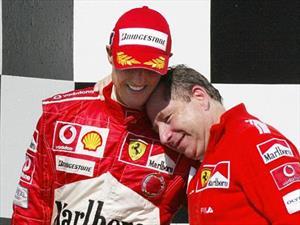 Jean Todt habló de la salud de Schumacher y su pedido al Papa Francisco