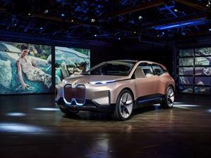 BMW Vision iNext, el inicio de la nueva generación
