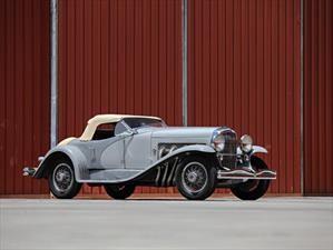Este Duesenberg Duesenberg SSJ 1935 es el auto americano más caro del mundo