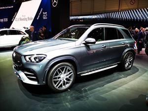 435 Hp para el nuevo Mercedes-AMG GLE 53 4MATIC+