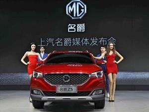 MG ZS 2018, el regreso de un mítico nombre en un SUV