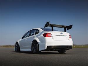 Subaru y Prodrive buscan récord en Isle of Man