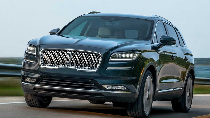 Lincoln Nautilus 2021 se presenta