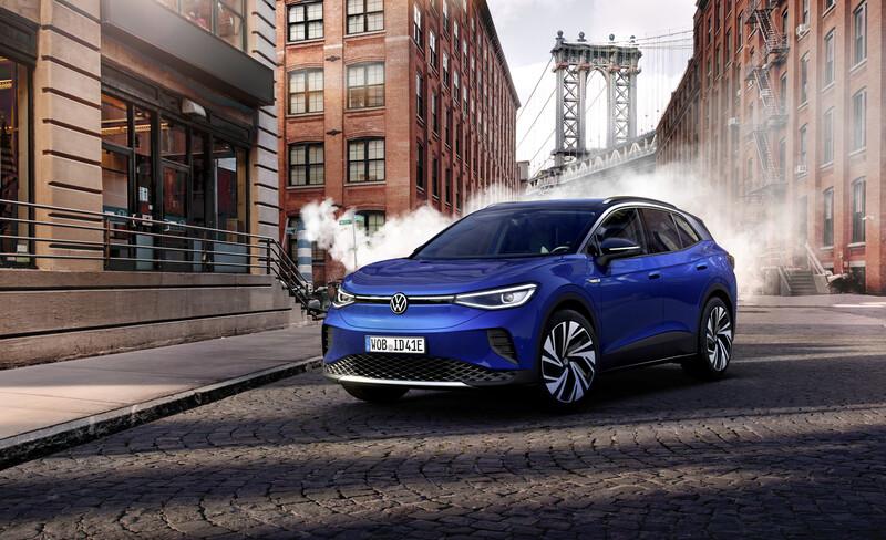 Volkswagen ID.4 es nombrado World Car of the Year 2021