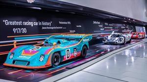 Porsche celebra el 50 aniversario del mítico 917