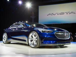 Buick Avista Concept es el mejor concepto del Auto Show de Detroit 2016