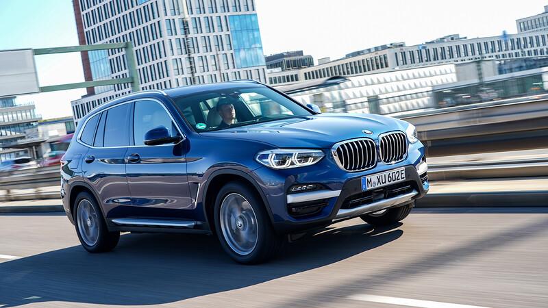 BMW X3 xDrive 30e PHEV inicia su comercialización en Chile