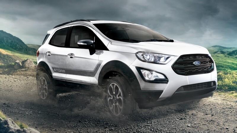 Ford EcoSport Storm 2021 llega a México, imagen ruda y mucho equipamiento