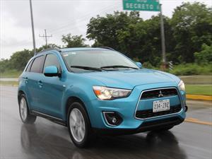 Mitsubishi ASX 2014 estrena versiones en México desde $319,400 pesos
