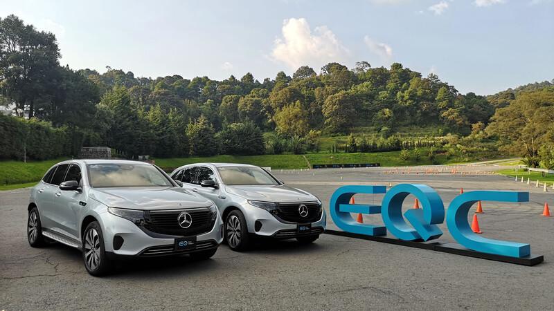 Mercedes-Benz EQC 2021 llega a México, sofisticada, lujosa y eléctrica