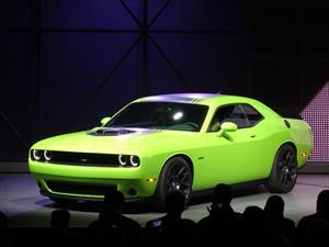 Dodge Challenger 2015 se presenta