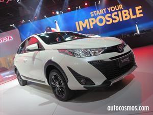 Toyota Yaris explora nuevas posibilidades en el Salón de San Pablo