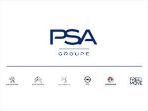 Grupo PSA: gran crecimiento en todos los negocios