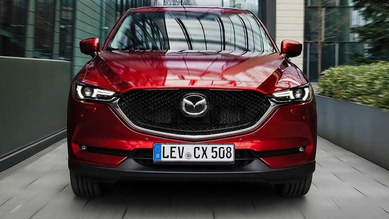 ¿Cada vez más premium? la Mazda CX-5 de nueva generación sería de propulsión trasera