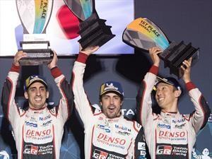 WEC 2019, 12 hs de Sebring: Ganó el Toyota de Alonso
