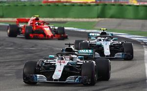 F1 2018 GP de Alemania: Hamilton se venga y festeja en tierras de Vettel