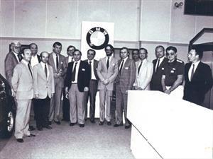 Primer importador de BMW en América celebra su 85 aniversario