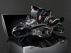 Renault presentó el nuevo V6 turbo para la F1