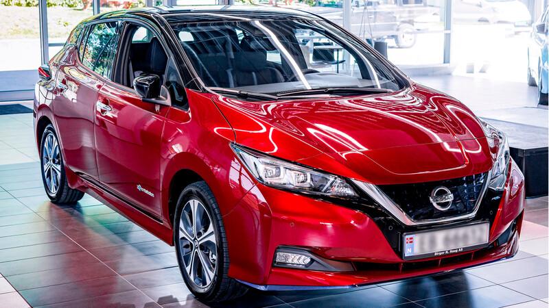 Nissan ya ha fabricado medio millón de unidades del LEAF