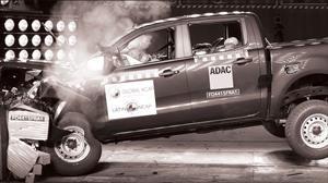 Ford Ranger obtiene cuatro estrellas en pruebas de impacto de Latin NCAP