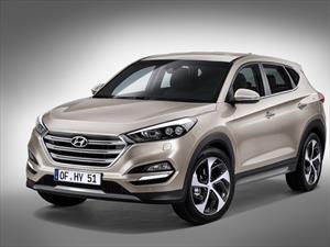 Hyundai Tucson muestra su nueva cara