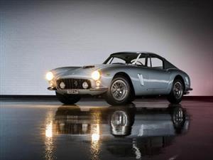 13 Ferrari únicos que alguien comprará en Pebble Beach