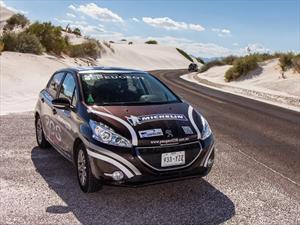 El secreto de las ruedas de nuestro Peugeot 208 2014