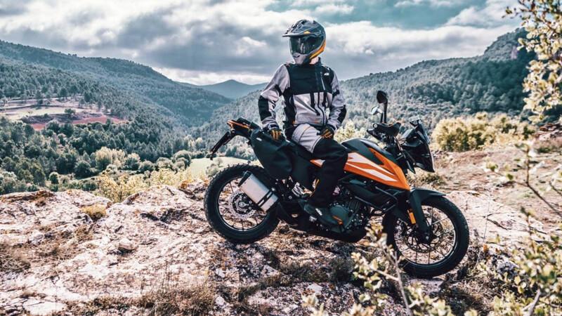KTM 250 Adventure, viajes a baja cilindrada