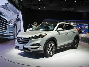 Hyundai Tucson 2016 debuta