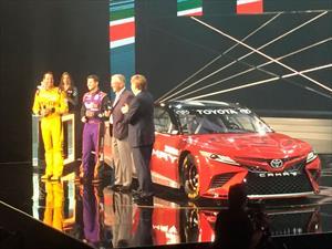 Toyota Camry 2018, filtrado gracias a NASCAR