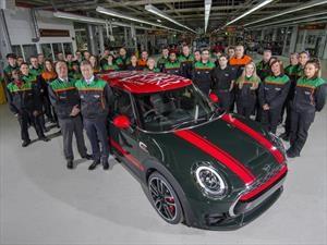 MINI alcanza 3 millones de automóviles producidos en la planta de Oxford