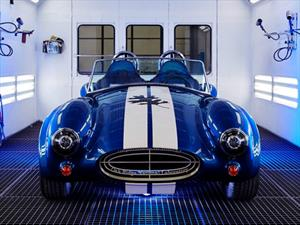 Este es el primer Shelby Cobra hecho con impresión 3D