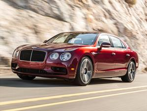 Bentley Flying Spur V8 S debuta