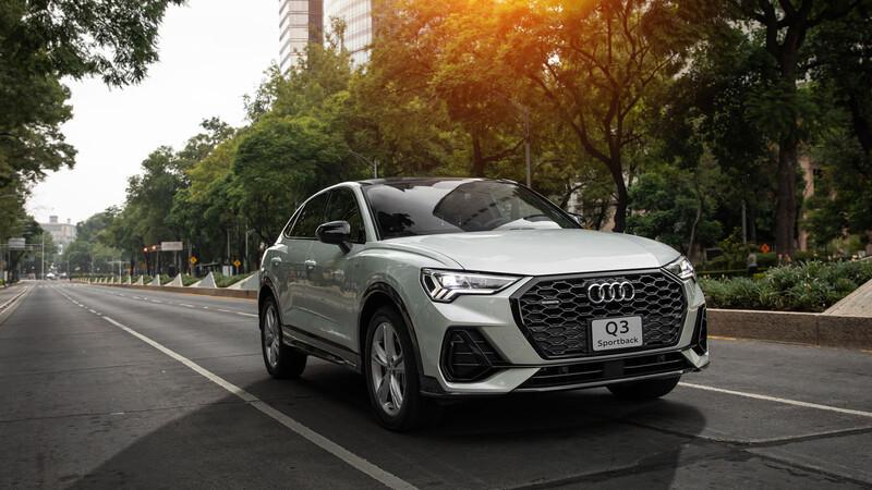 Primer contacto con el Audi Q3 Sportback 2020