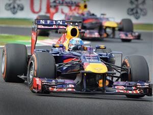 F1: Vettel cada vez más cerca de la gloria por cuarta ocasión con el triunfo en Japón