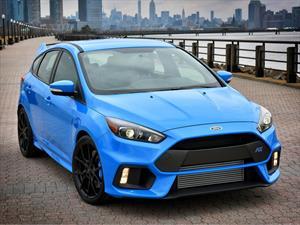 Ford anuncia las cifras de desempeño del Focus RS 2016